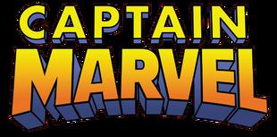 Captain Marvel vol 6-7 logo