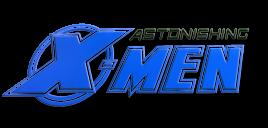 Astonishing X-Men logo