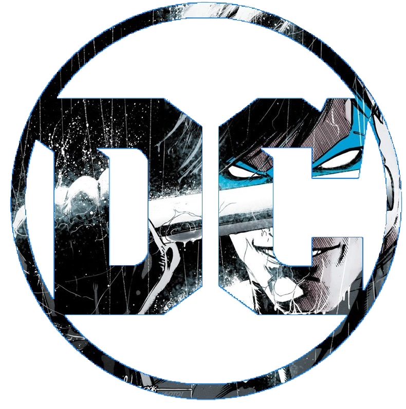 image dc logo for nightwing ver 2 by piebytwo da6h29i png logo