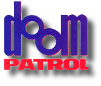 Doom Patrol (1987) logo3