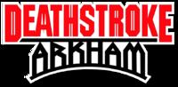 Deathstroke Arkham (2016) 36 logo