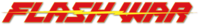 Flash War (2018) logo