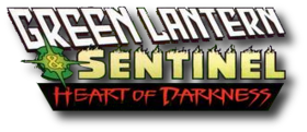 Green Lantern Sentinel: Heart of Darkness (1998) logo