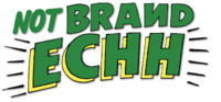 Not Brand Echh (2017) 14 logo