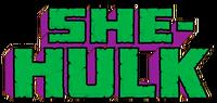 She-Hulk Vol 3 logo
