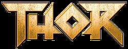 Thor (2018) logo 2