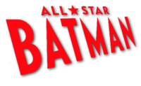 All-Star Batman (2016) logo