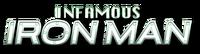 Infamous Iron Man (2016) logo 1