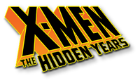 X-Men Hidden Years logo