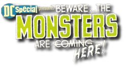 DC Special (1968) Monsters logo