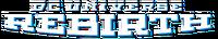 DC Universe Rebirth (2016) logo