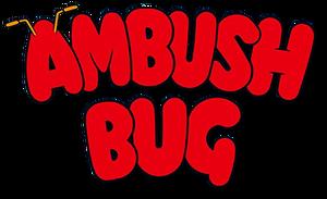Ambush Bug - Secret Origins (1986-1990) 48 logo