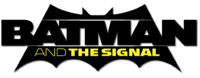 Batman & the Signal (2018) logo