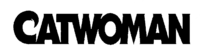 Catwoman logo black copy