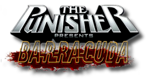 Punisher Presents Barracuda Max (2007) logo