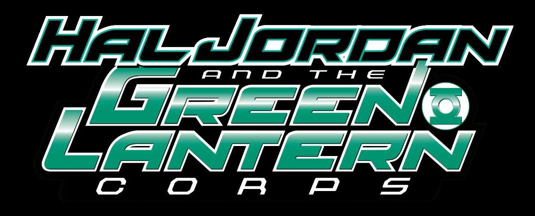 Hal Jordan And The Green Lantern Corps 2016 Logo
