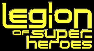 Legion of Super-Heroes (2019) logo 1