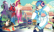 DRAMAtical Murder (personnages)