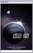 GIMP Start GERMAN