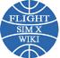 Flight Sim x WIki 250x65