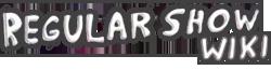 Regular Show Wiki-wordmark
