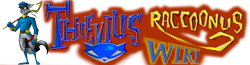 Thievius Raccoonus Wiki-wordmark