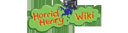Horrid Henry Wiki-wordmark