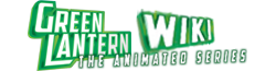 Green Latern The Animated Series Wiki Wiki-wordmark