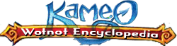 Kameo Wiki-wordmark