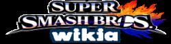 Super smash bro wordmark