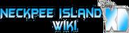 Neckpee island wordmark