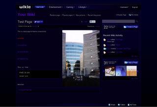 Blue Obsession Screenshot