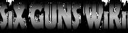 Six guns-wordmark