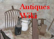 Antiques wiki