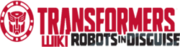 Transformer-robot in disguise logo