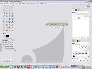GIMP Screenshot GERMAN