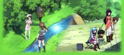 Wiki Saro no Otoshimono Theme
