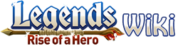 Legends-RiseOfAHero Wiki-wordmark