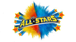 WWE All Stars splash logo