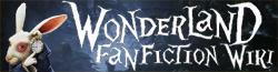Wonderland Fanfiction Wiki-wordmark