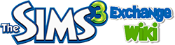 Sims3Exchange Wiki wordmark