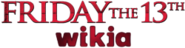 Friday the 13th wordmark