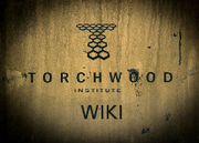 Torchwood Wiki