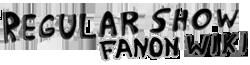Regular Show Fanon Wiki-wordmark