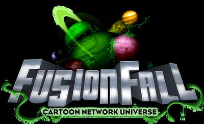 Logo fusionfallPlanets