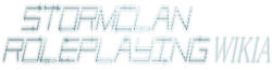 Stormclan wordmark