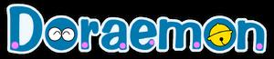 Doraemon English logo