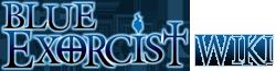 Blue-Exorcist Wiki-wordmark