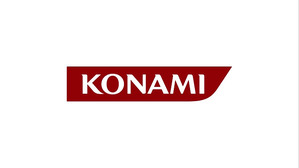 Konami Logo 2003 Red
