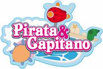 Pirata Capitano unused logo color